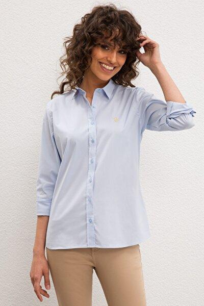 Kadın Gömlek G082GL004.000.990732