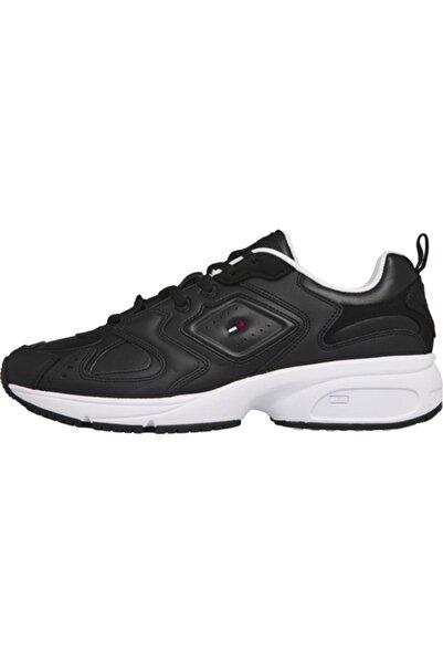 Erkek Siyah Sneaker Herıtage Tommy Jeans