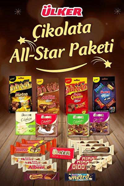 Çikolata All-star Paketi
