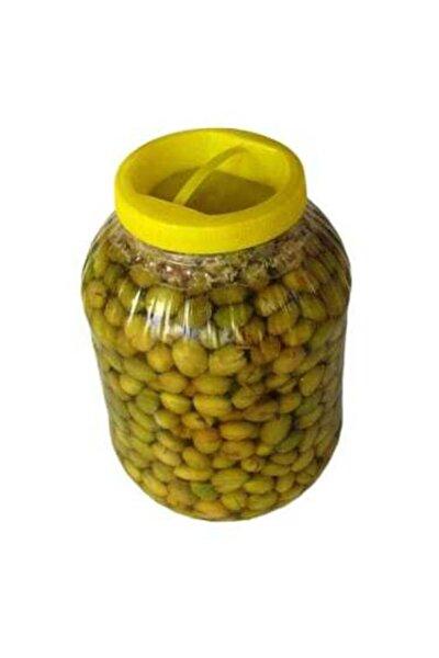 Yeşil Zeytin El Kırması Salamura 5lik Pet
