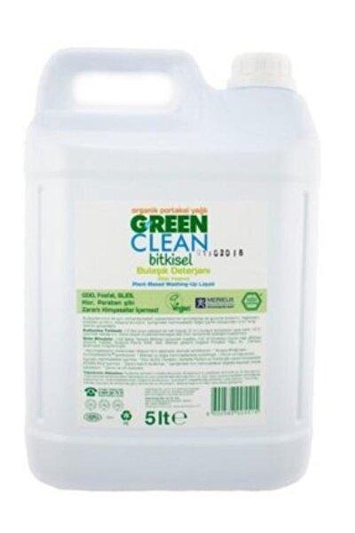 5000ml Organik Elde Bulaşık Deterjanı