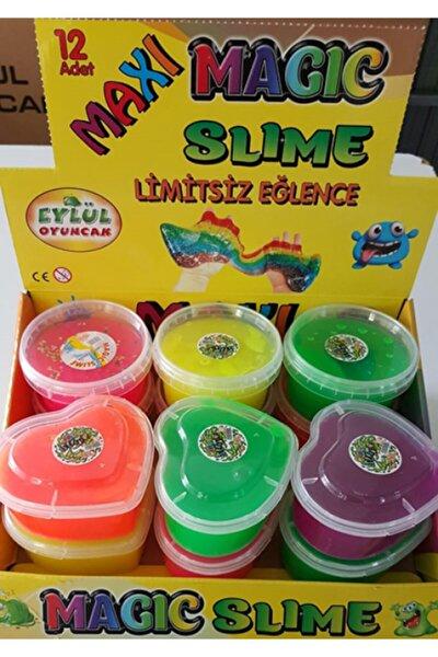 Magic Slime Oyun Hamuru 12 Adet