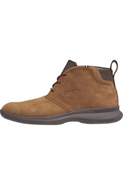 Erkek Kahverengi Bot Classıc Hybrıd Leather Boot