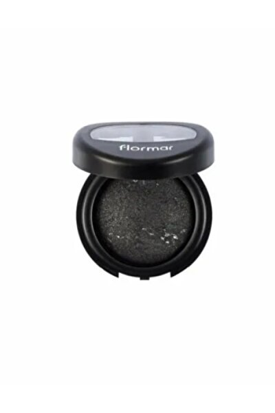 Dıamonds Baked Eye Shadow D02 Black Glıtters (göz Farı)