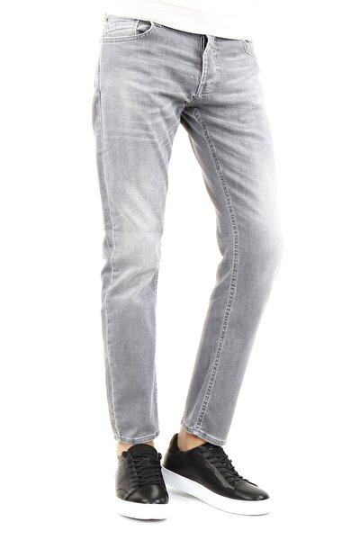 Regular Fit Serili Kot Pantolon 5 Cep Serili