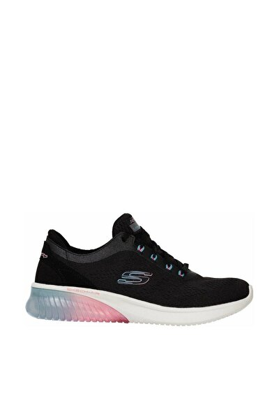 Kadın Siyah Yürüyüş Ayakkabısı 13293BBLP