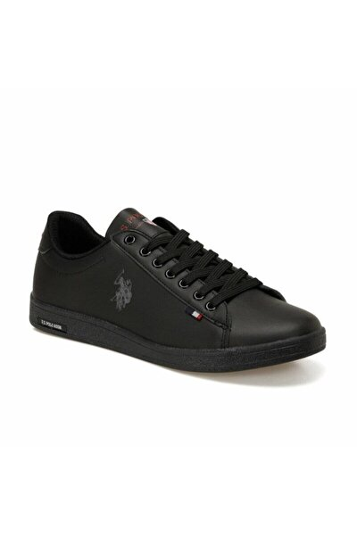 Erkek Siyah Günlük Sneaker