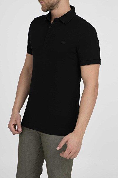 Erkek Siyah Polo Yaka T-shirt PH5522 031