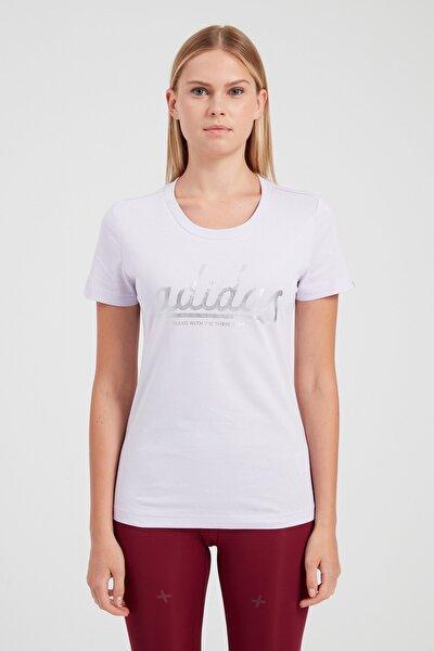 Colgt Foil Kadın Tişört
