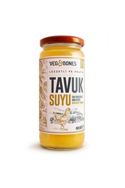 Veg & Bones Tavuk Suyu 480 Ml