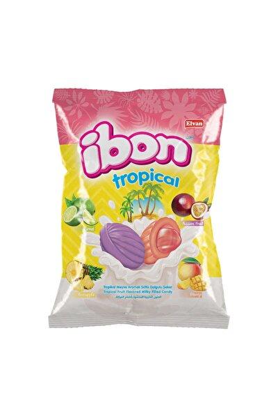 Ibon Tropical Sütlü Meyveli Şeker 1000 Gr. (1 Poşet)
