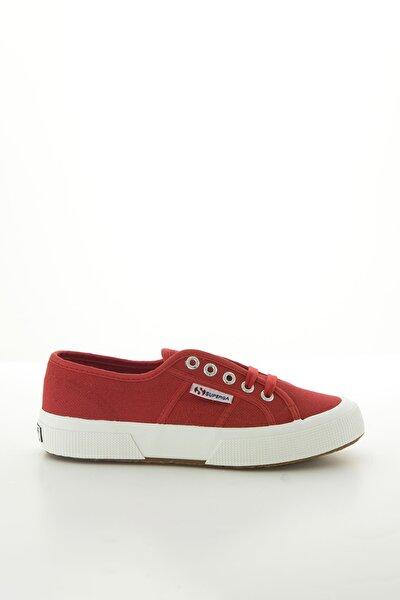 Kadın Kırmızı Sneaker Ayakkabı