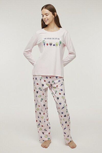 Superfood Pijama Takımı