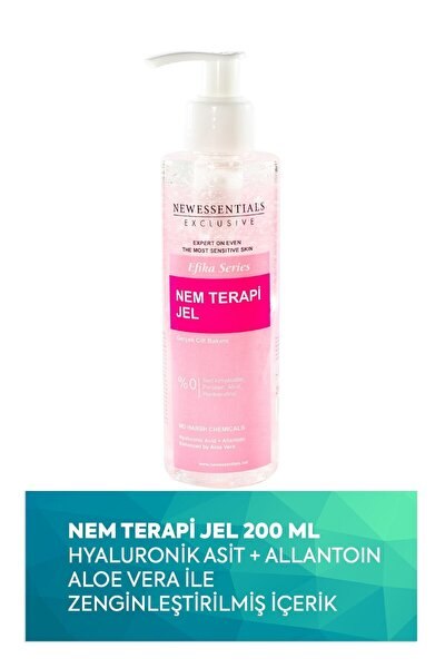 Hyaluronik Asit + Aloe Vera Nem Terapi Jeli 200ml