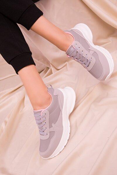 Buz Kadın Sneaker 15564