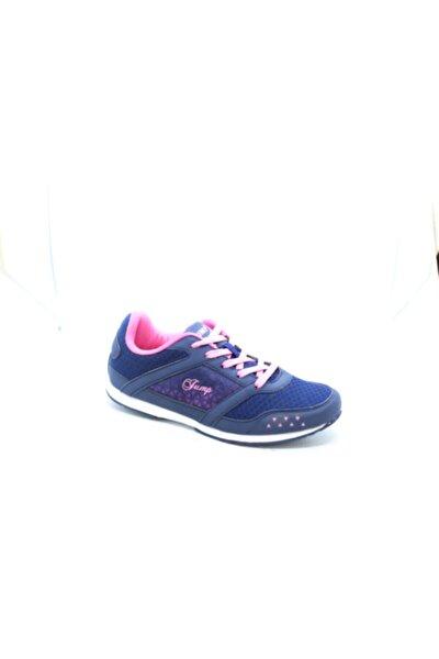 Kadın Lacivert Spor Ayakkabısı Günlük