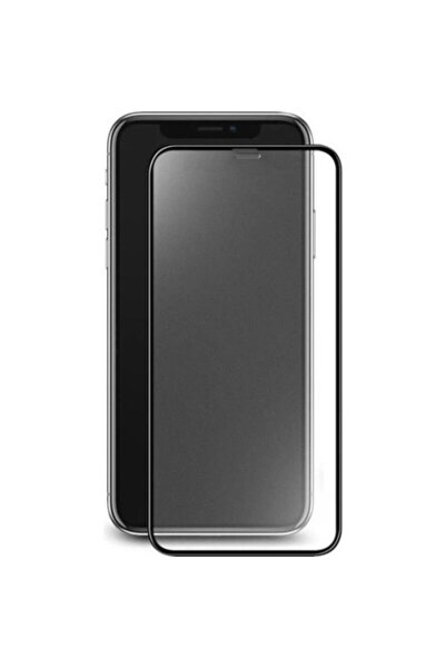 Iphone Xs Max Mat Ekran Koruyucu Full Seramik Ve Kırılmaz