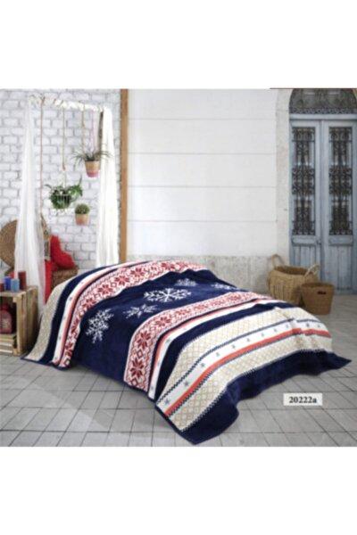 Home Peluş Battaniye Tek Kişilik 160x220 cm
