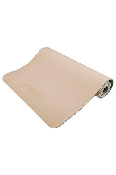 Ls3237 6mm Tpe Yoga Mat Pembe