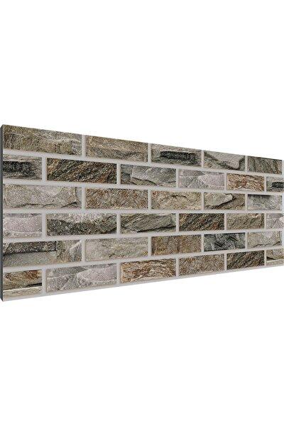 Tuğla Desenli Strafor Köpük Duvar Kaplama Paneli 3 Boyutlu 207-220