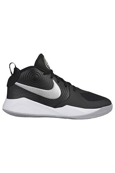 Siyah Team Hustle Basketbol Ayakkabısı