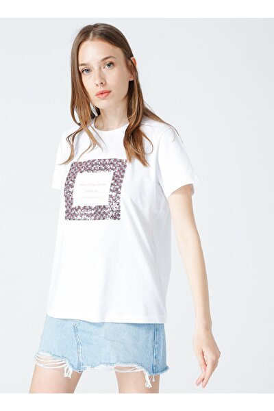 Beyaz Comfort T-shirt