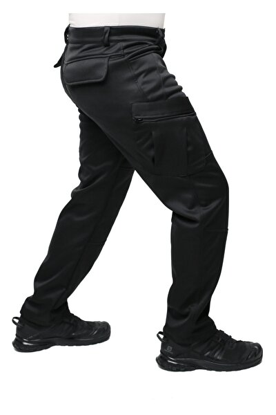 Store Erkek Outdoor Kargo Cepli Pantolon Su Ve Rüzgar Geçirmez Softshell Tactical Pantolon