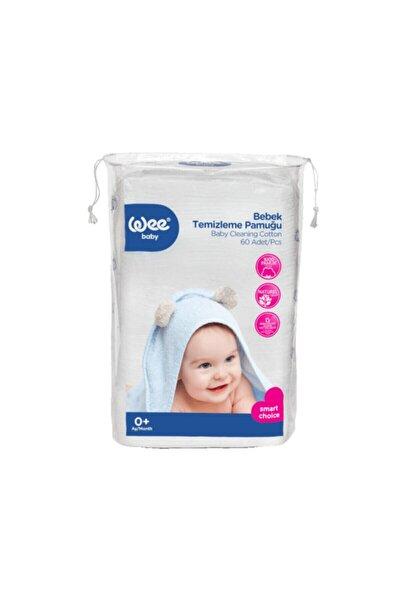 Wee Bebek Temizleme Pamuğu 60'lı