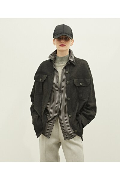 Oversize Ceket