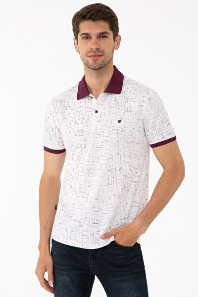 Bordo Erkek T-Shirt G021GL011.000.1314020