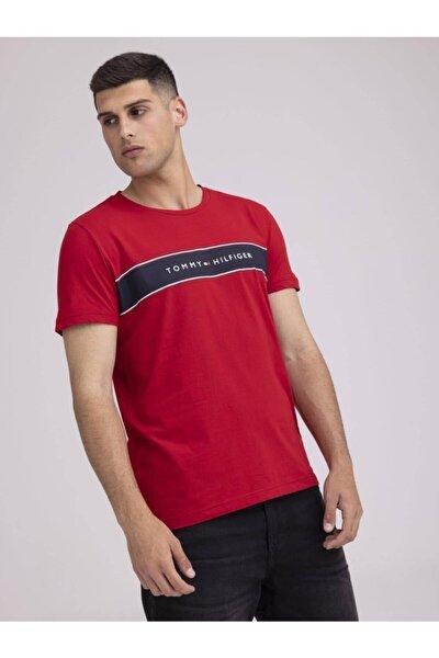 Camiseta Box Logo Tee Erkek T-shirt