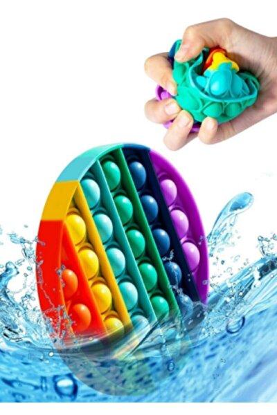 Push Bubble Fidget Özel Pop Duyusal Oyuncak Zihinsel Stres