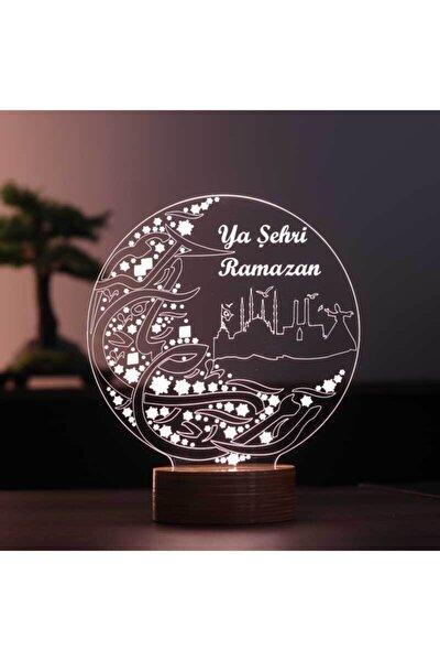 3 Boyutlu Ramazan Lamba
