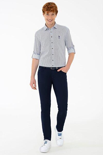 Lacıvert Erkek Pantolon
