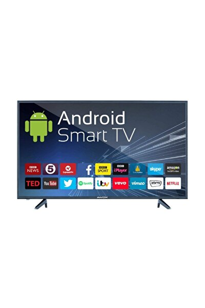 """B203900S 39"""" 99 Ekran Uydu Alıcılı HD Ready Smart LED TV"""