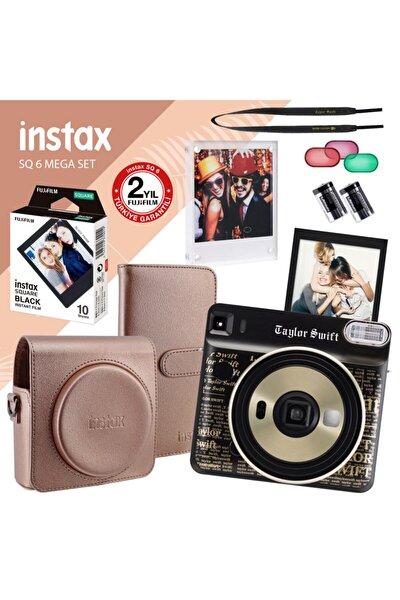 instax SQ 6 Taylor Swift Fotoğraf Makinesi ve Mega Hediye Seti