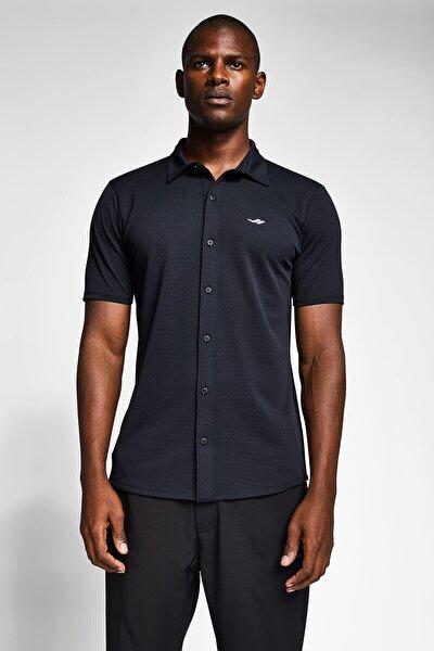 Erkek Siyah Gömlek 20s-1207-20n