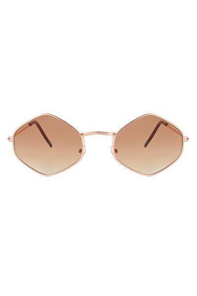 Altın Kadın Güneş Gözlüğü Apss065901