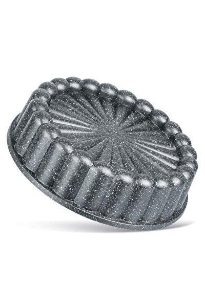 Granit Döküm Tart Kalıbı Turta Kek Kalıbı 26 Cm