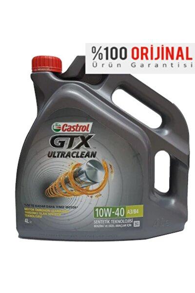Gtx Ultraclean 10w-40 4 Litre Benzin-lpg-dizel Motor Yağı ( 2021 Üretim )