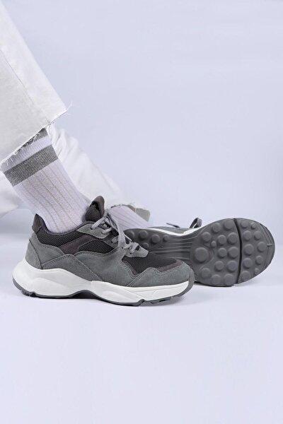 Tyler Hakiki Deri Sneakers