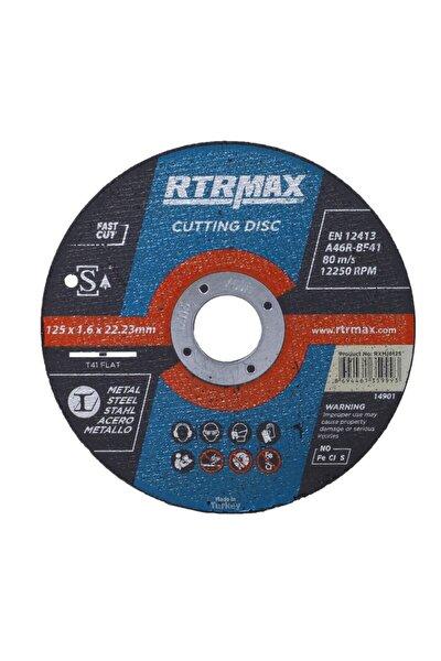 Inox Metal Kesici Taş Diski 125x1.6 Mm Spiral Taşlama