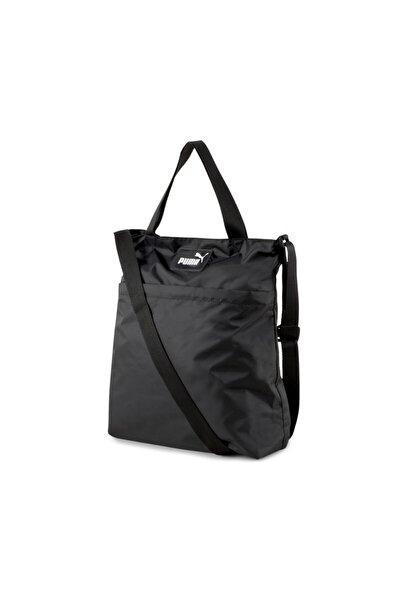 Kadın Çanta Core Pop Shopper Siyah