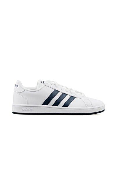 Grand Court Base Erkek Tenis Ayakkabısı Fy8568 Beyaz