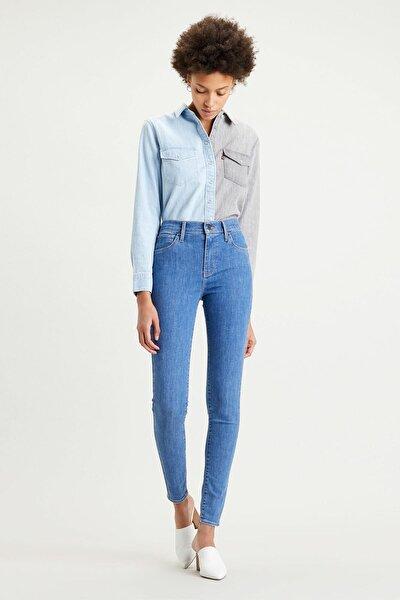 720 Yüksek Bel Süper Skinny Kadın Jean Pantolon-eclipse Mextra