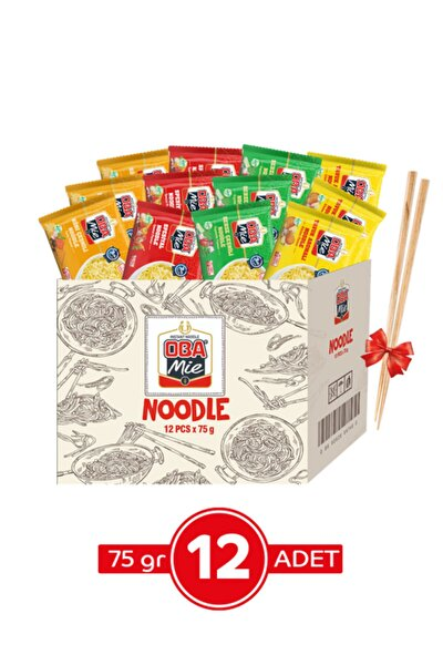 Karma Çeşnili Hazır Noodle 12'lı