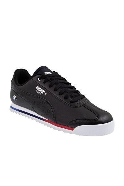 Erkek Günlük Ayakkabı 30663801 Siyah Bmw Mms Roma