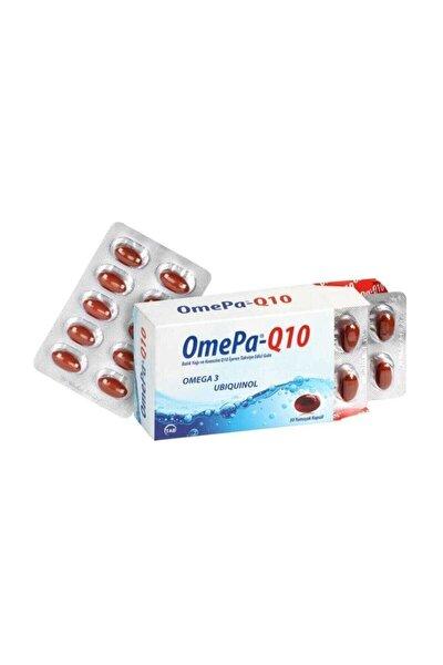 Q10 Omega 3 30 Kapsül