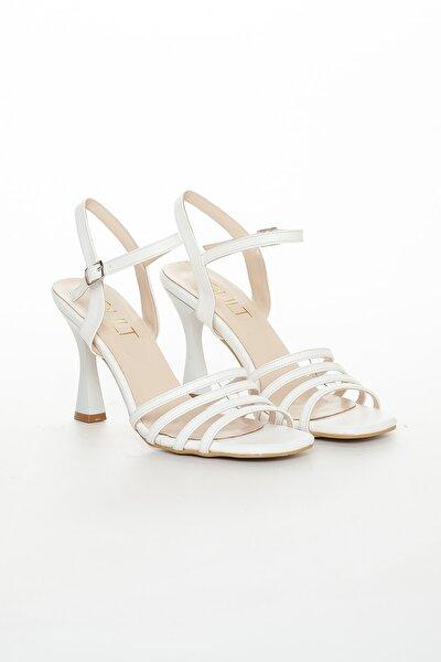 Kadın Yazlık Topuklu Ayakkabı