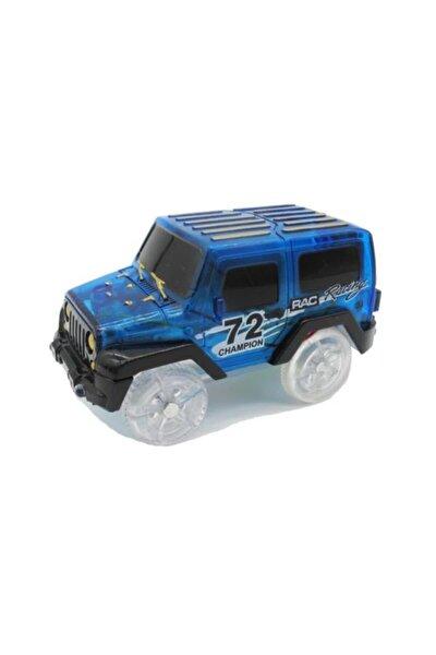 Magıc Tracks Arabası Mavi